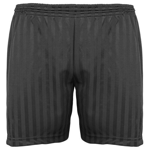 Poly/Cotton School PE Shorts in Black